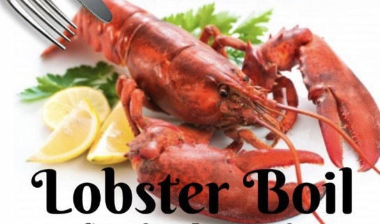 Lobster Boil - Save the Date