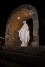 Mary in Grotto