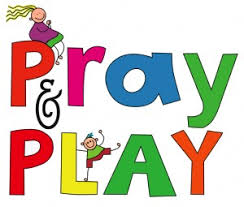 Preschool Pray and Play!