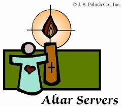 Is God calling YOU to be an Altar Server?