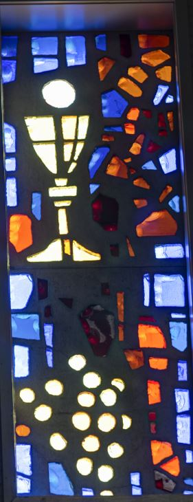 Tour the Stained Glass Windows