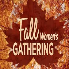 Fall Activities in the Women's Club