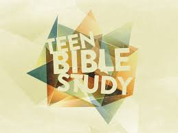 Summer Bible Study, High School Teens